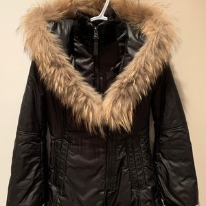 Mackage Peaches Bell Sleeve Coat